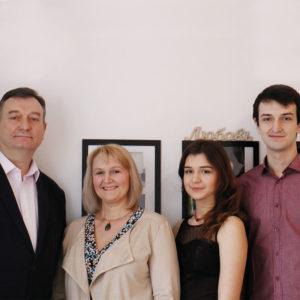 Vera und Sergey Babich