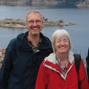 Ulrike und Reinhard Berns