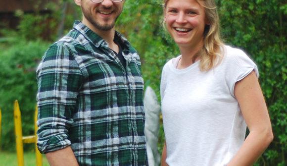 Marlene und Tobias de Vries