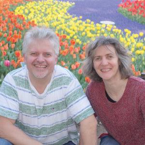 Dorothea und Jörg Eymann