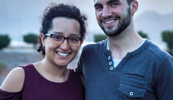 Diana und Chris Janke