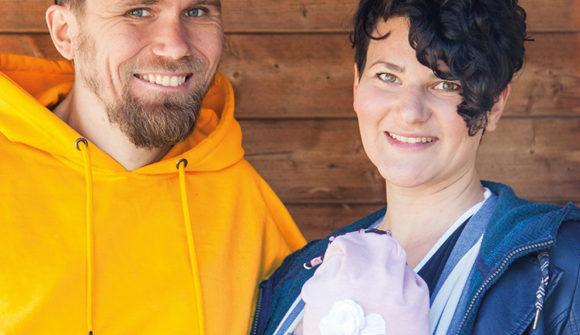 Ruth Gebhard und Michael Soldner