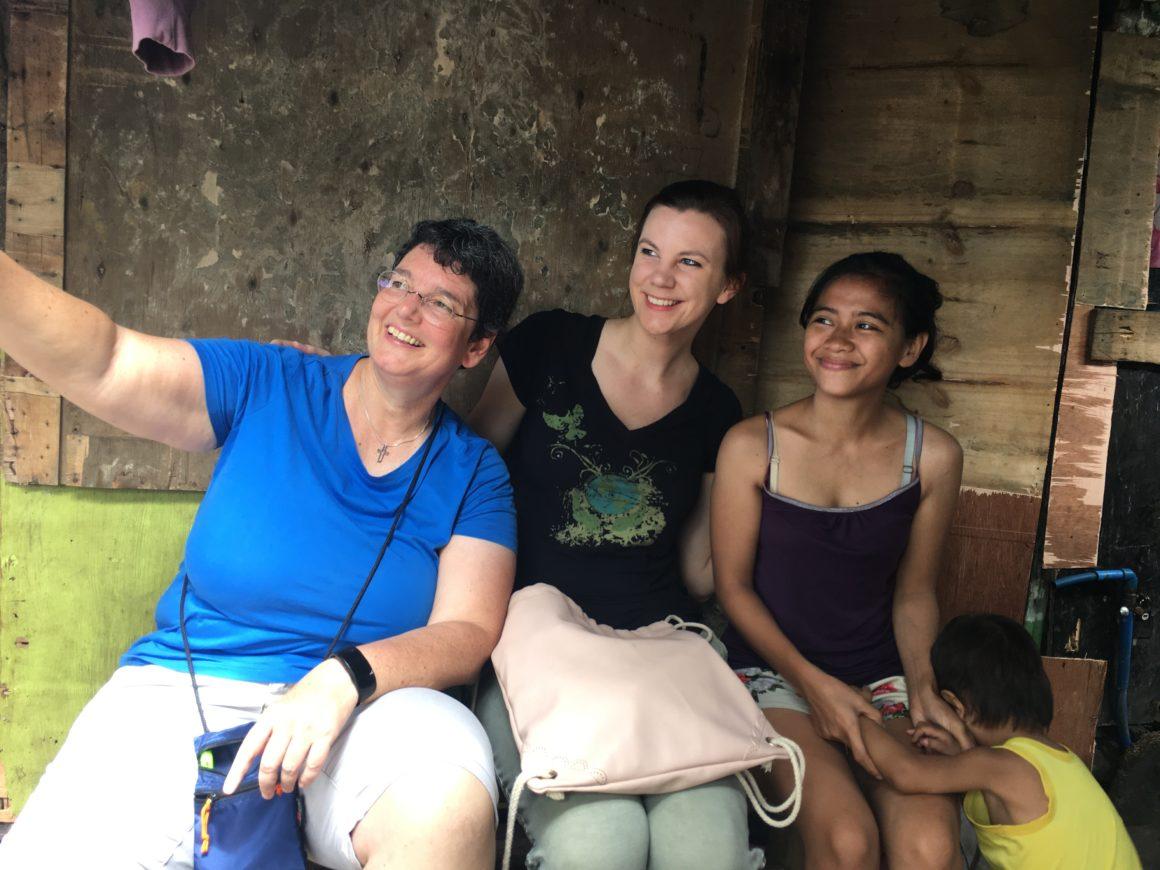 Zwei Wochen im Herzen Manilas