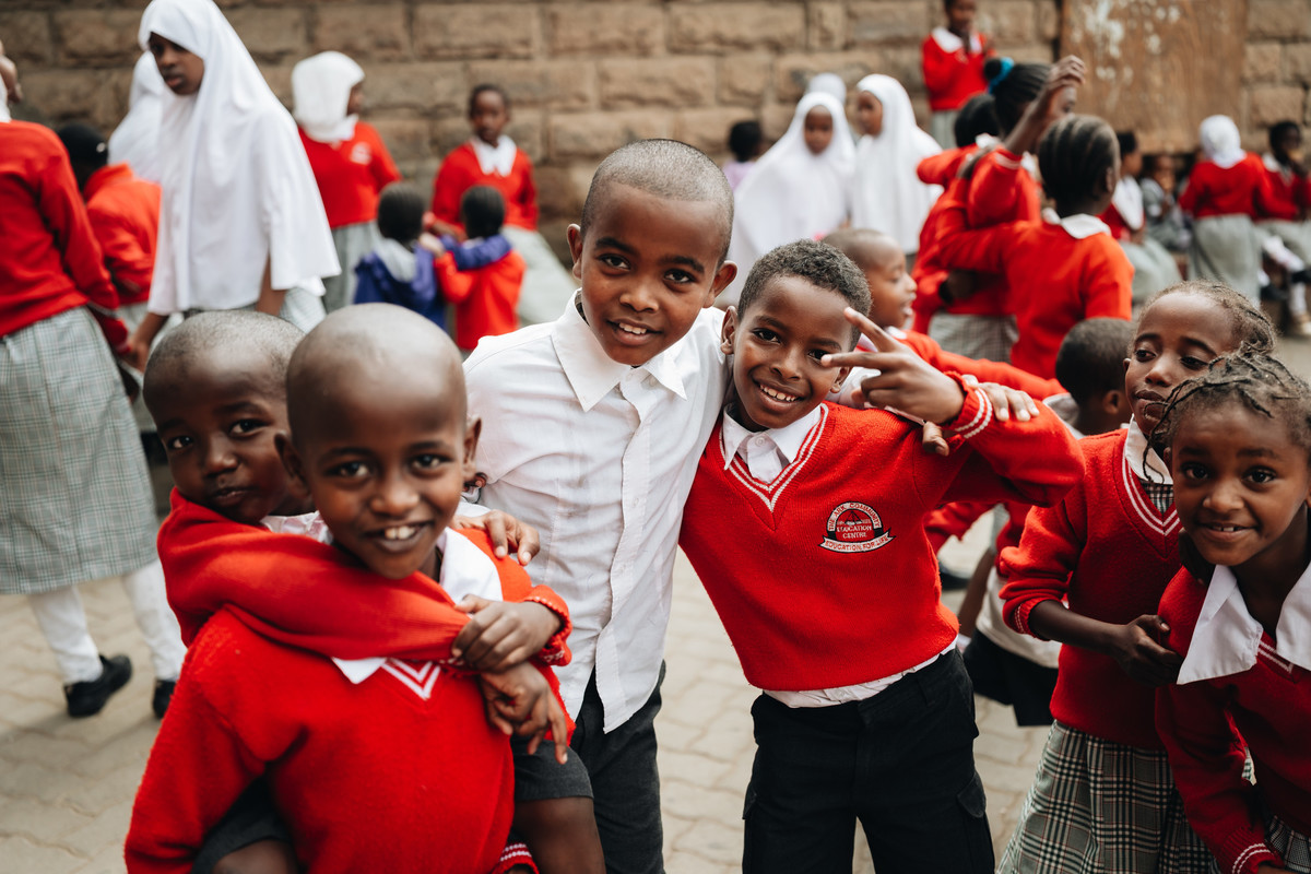 Ark School, Kenia - © Allianz-Mission e.V. 2020