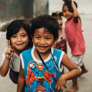 Sicherer Ort für Manilas Straßenkinder