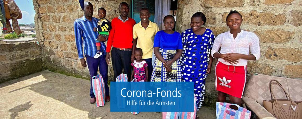 Corona-Fonds der Allianz-Mission