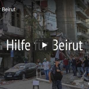 Update: Hilfe für Beirut