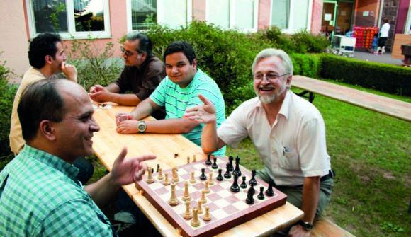 Internationale Gemeindearbeit in Deutschland