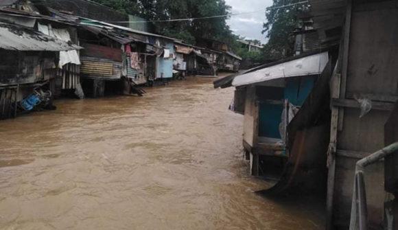 Ersthilfe nach Taifun auf den Philippinen