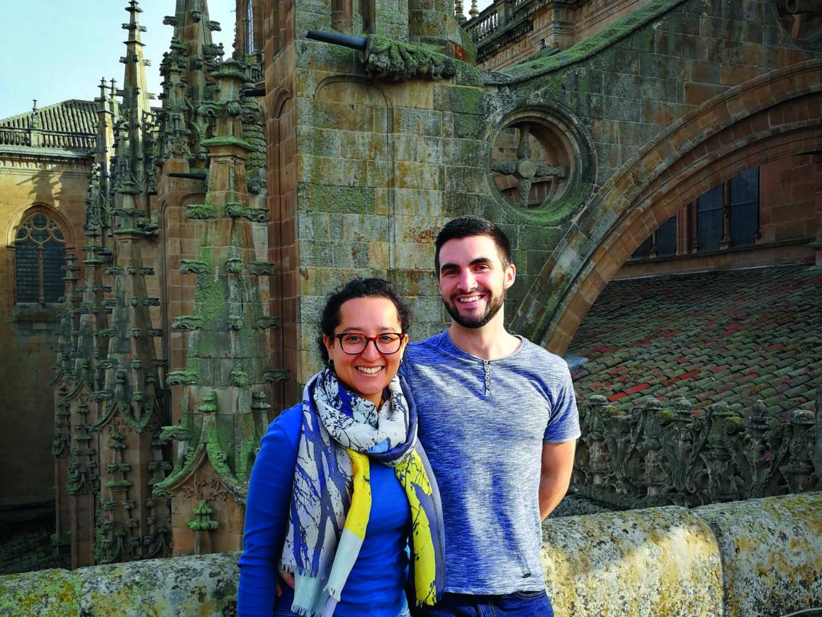 I Amamos Salamanca! Wir lieben Salamanca!