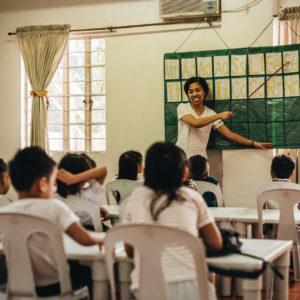 STC – Nachhilfezentren in Armenvierteln
