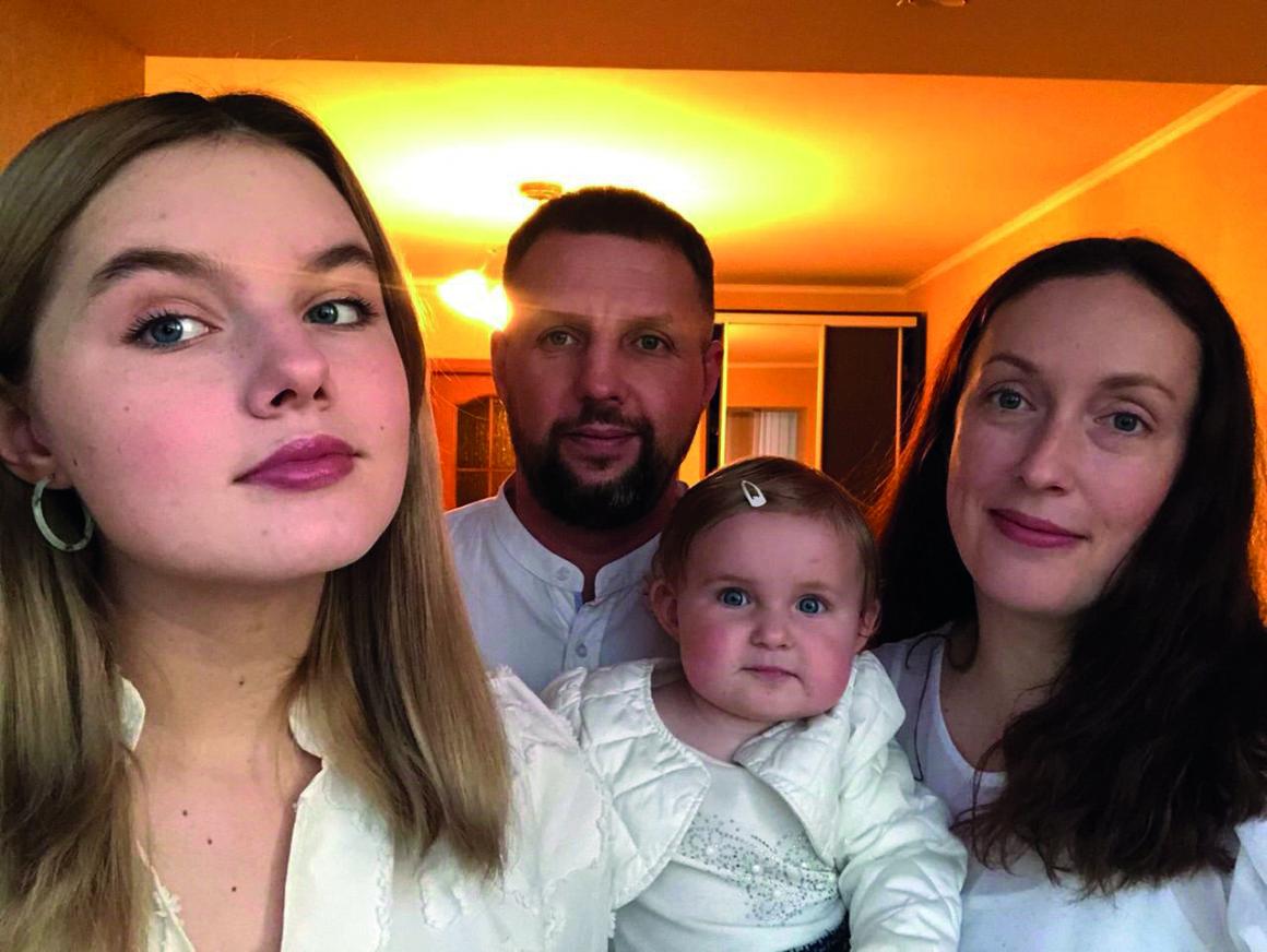 Geheilt und befreit in Saratov