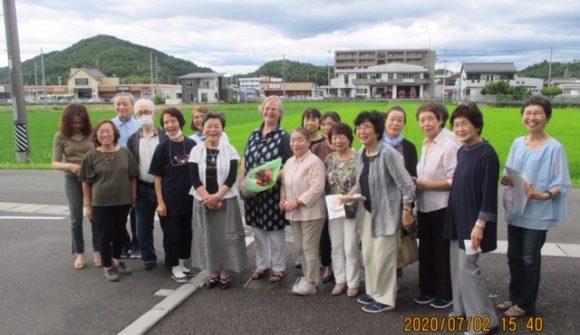Welt verändern in Japan