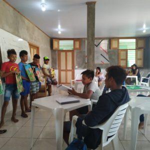 Überlebenschance am Amazonas