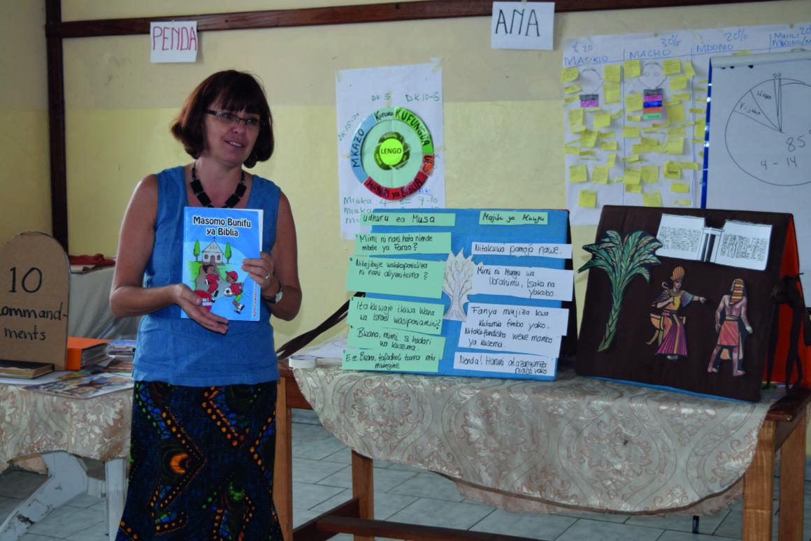 Tansanischen Kinderglauben ernst nehmen