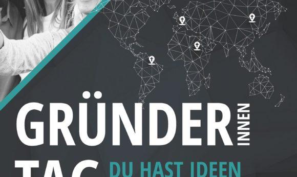 Gründerinnen- und Gründertag am 30 Oktober in Dillenburg